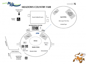 Grounds map